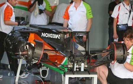 Force India duda de que el cierre de fábricas en verano ahorre costes