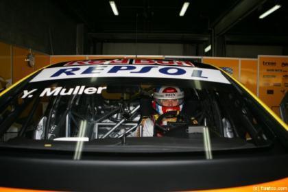 Yvan Muller, otro Campeón del Mundo que prueba con Oreca-Courage