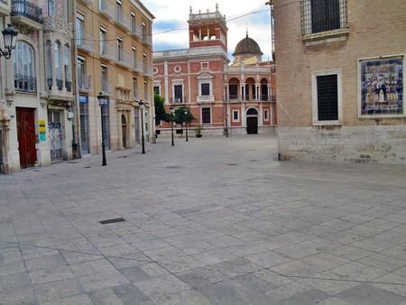 Plaza Almoina Valencia