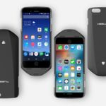 Mesuit, la funda que permite tener Android en un iPhone