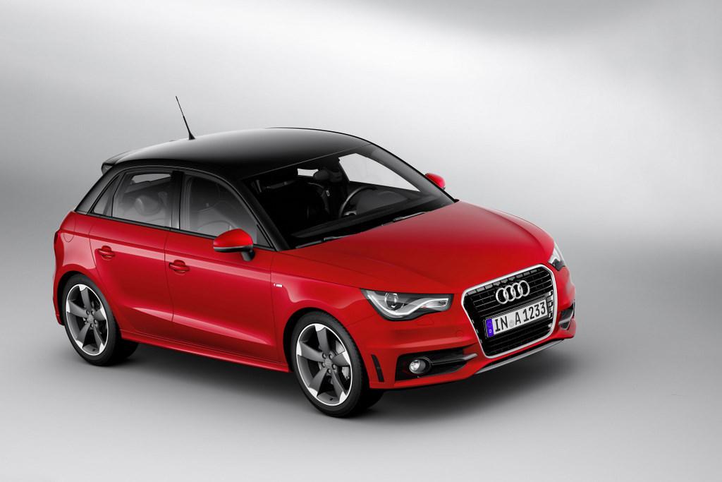 Foto de Audi A1 Sportback (16/21)