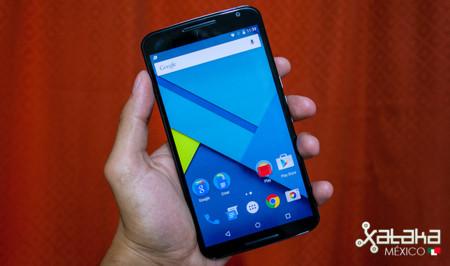 Nexus 6 Diagonal