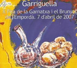 X Feria de la Garnacha y el Buñuelo de l´Empordà