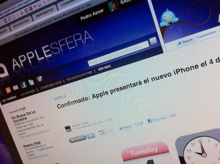 Comienza la nueva etapa de Apple con la keynote de mañana, síguelo con nosotros en Applesfera
