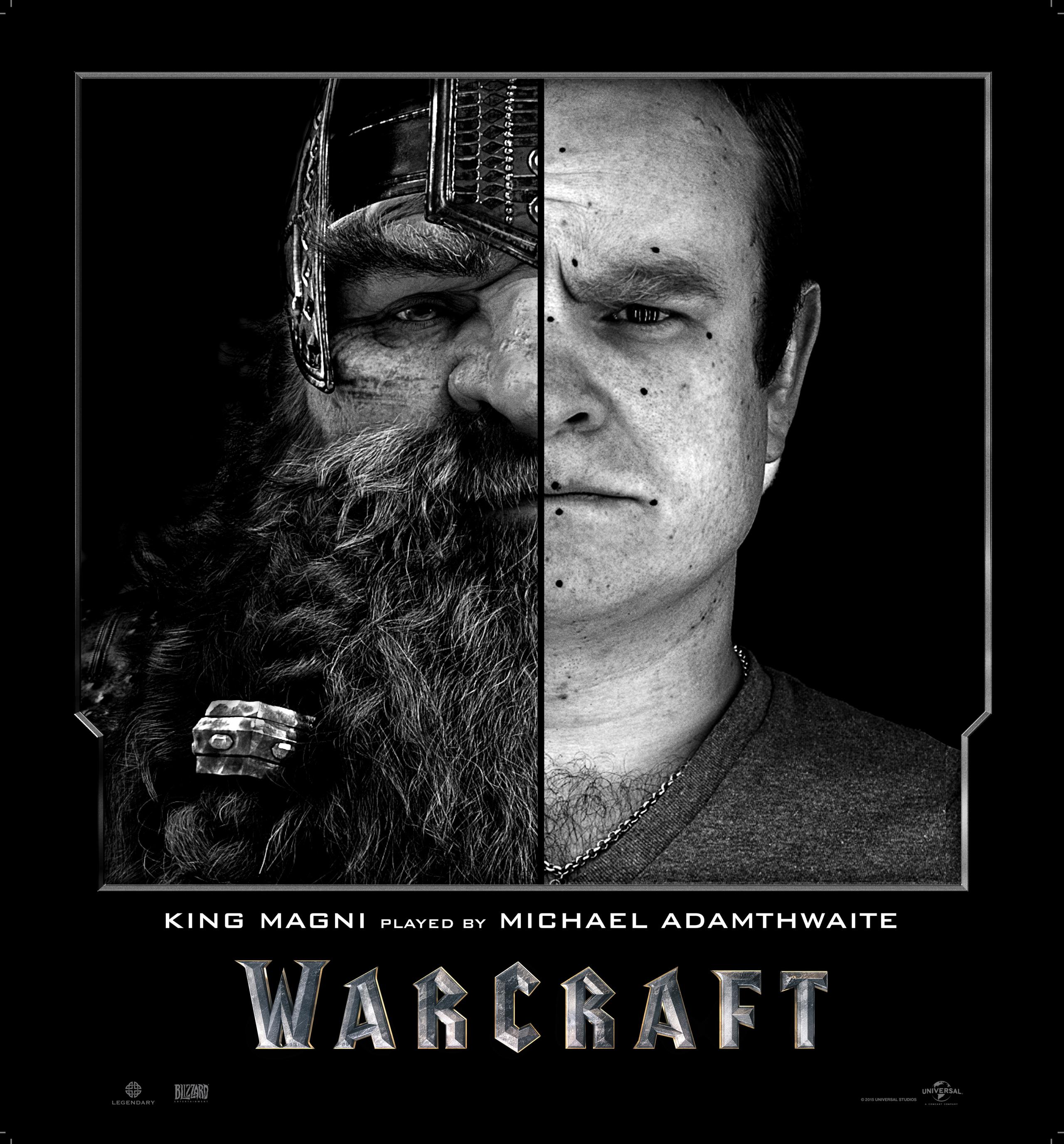 Foto de Los actores detrás de las criaturas de 'Warcraft' (8/8)