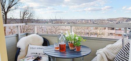 Espacios exteriores, las soluciones para aislar terrazas y disfrutarlas al máximo en invierno