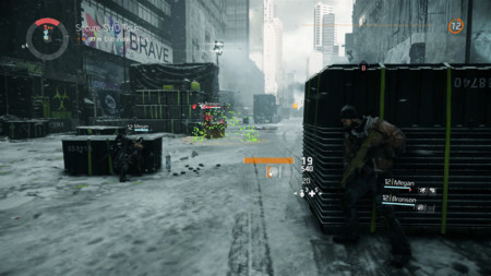 The Division E3 2015 Dark Zone Reveal 5