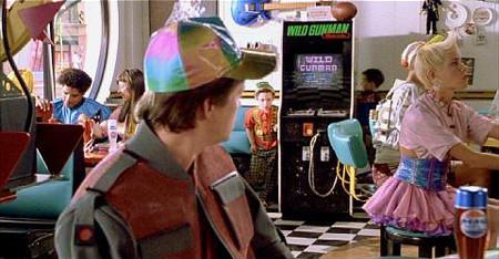 La influencia del videojuego en el cine a través de las máquinas arcade