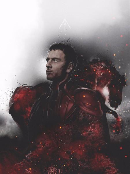 X Men Apocalipsis Posters Jinetes 1