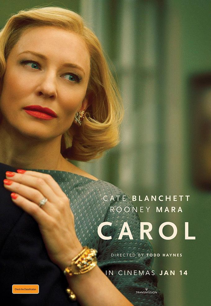 Foto de Los carteles de 'Carol' (5/9)