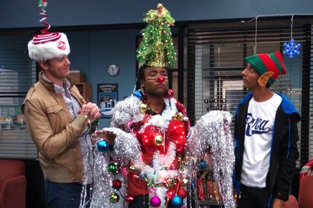 Oh Christmas Troy