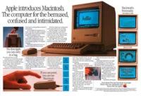 ¡Feliz 28 aniversario, Macintosh!