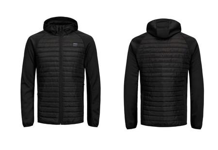 44% de descuento en la chaqueta para hombre Jack & Jones Jcomulti Quilted: ahora puede ser nuestra por 27,95 euros en Dressin