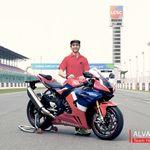 """Álvaro Bautista prueba la Honda CBR1000RR-R de calle: """"Es muy similar a mi moto de Superbikes"""""""