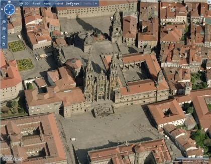 Virtual Earth añade más ciudades 'a vista de pájaro' en España