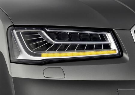 El Audi A8 recibirá una importante puesta al día para Frankfurt
