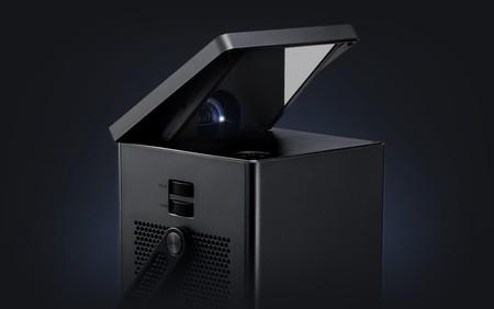 El LG HU80KSW es la demostración de que los proyectores 4K también pueden ser portátiles