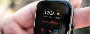 El Apple Watch low cost de Xiaomi está rebajadísimo en Media Markt y PcComponentes: Amazfit GTS a 109 euros con envío gratis
