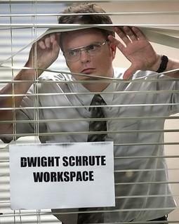 ¿Un spin-off de The Office?