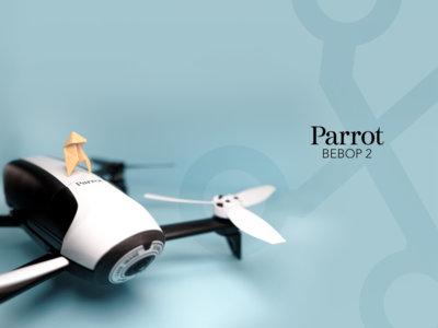 Parrot Bebop 2, análisis: autonomía y facilidad de vuelo ideales para entrar en el mundo de los drones