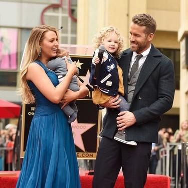 ¡Cigüeña a la vista! Blake Lively está embarazada de su tercer hijo y así se lo contó a Ryan Reynolds