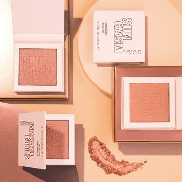 Catrice nos propone un maquillaje bronceado para un verano lleno de luz y a precios low cost
