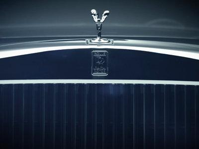 El nuevo Rolls-Royce Phantom ya se insinúa: lo veremos en julio, 92 años después del original