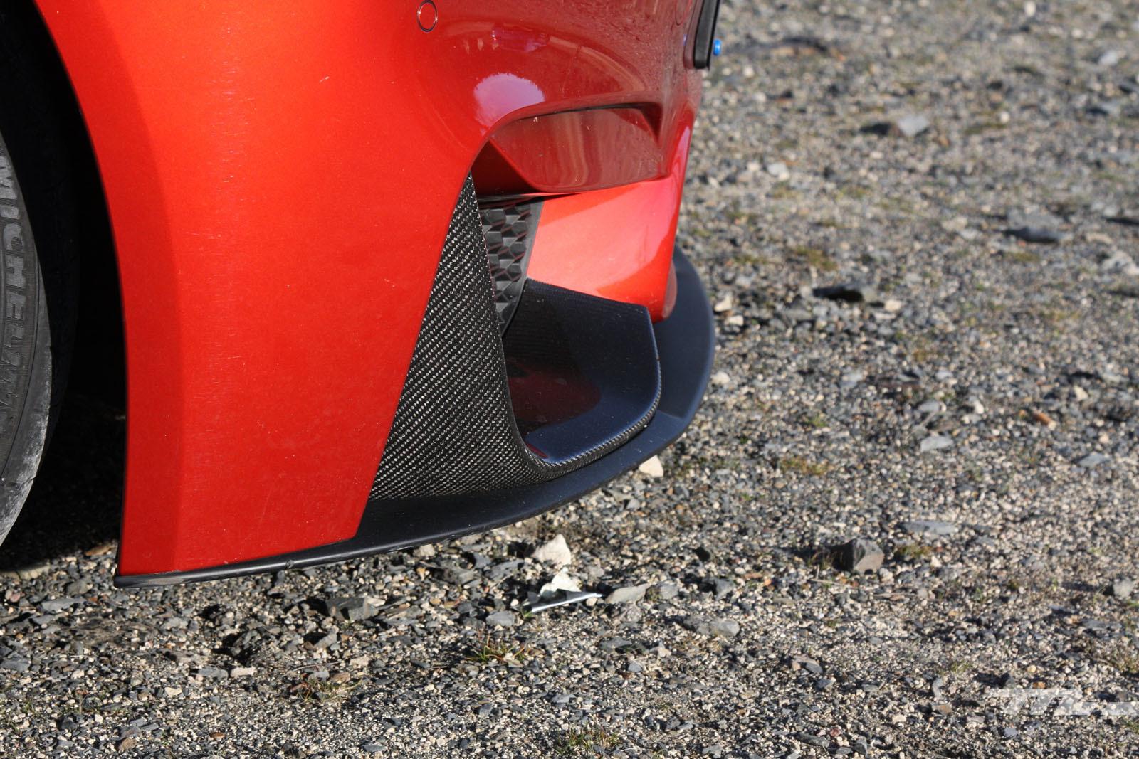Foto de BMW M4 Performance (prueba en banco de potencia) (18/40)