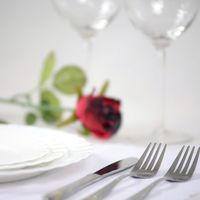 Siete menús completos para una cena de San Valentín inolvidable
