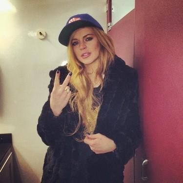¿Buscando un dinerillo extra para la cuesta de enero? ¡Ponte a buscar el portátil de Lindsay Lohan!