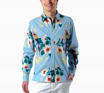 La camisa Parrot de Tommy Hilfiger