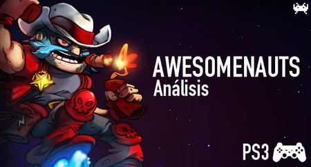 'AwesomeNauts' para PSN: análisis