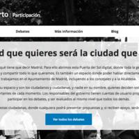 El Ayuntamiento de Madrid estrena su portal de participación ciudadana y libera su código