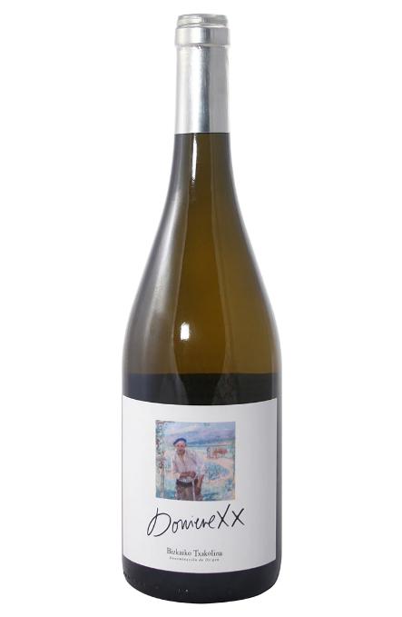 Vino blanco Doniene Bizkaiko Txakolina