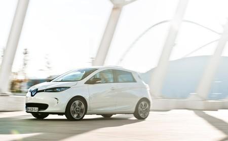 Renault ZOE blanco