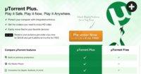 uTorrent Plus ya se puede pre-reservar públicamente