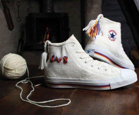 Zapatillas Sneakersnstuff x Converse Lovikka All Stars