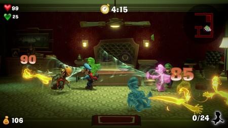 Luigi S Mansion 3 Multijugador