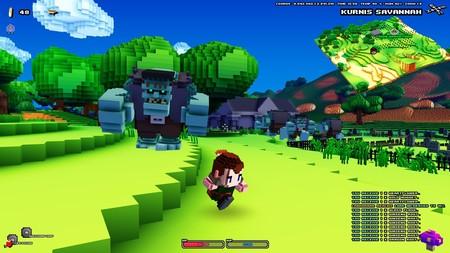 Si compraste Cube World hace años, podrás acceder a su nueva beta la semana que viene