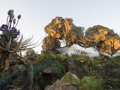 """""""Pandora: El Mundo de Avatar"""" ya ha abierto sus puertas"""
