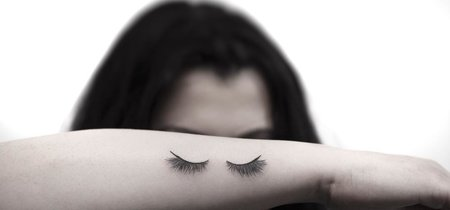 Esta es la nueva tendencia en tatuajes, para cuando salgas de casa sin maquillar