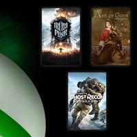 Ghost Recon Breakpoint, Frostpunk y Ash of Gods: Redemption están para jugar gratis en Xbox One con Xbox Live Gold