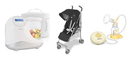 Amazon Outlet: los mejores descuentos están en sillas de bebé y de coche, tronas y cambiadores