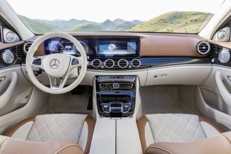 Mercedes Clase E Motorpasion 26
