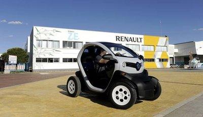 Renault: Compre un coche y le regalamos... ¿un Twizy?