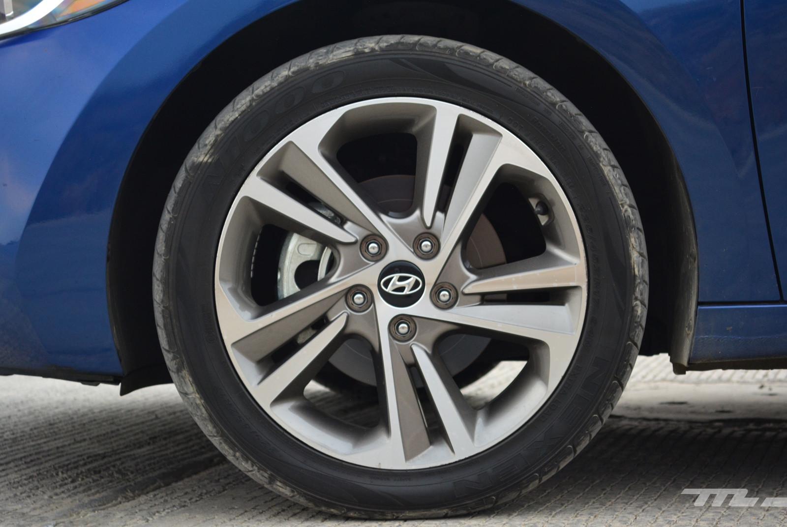 Foto de Hyundai Elantra (Prueba) (19/19)