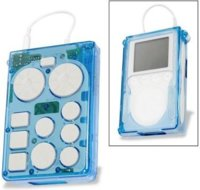 Blue Beatz Case, funda para el iPod con ritmo