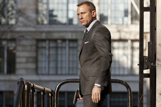 Daniel Craig es James Bond