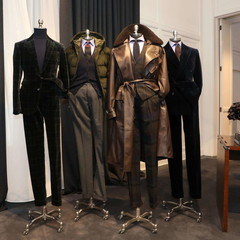 Foto 5 de 14 de la galería ralph-lauren-purple-label-otono-invierno-2020 en Trendencias Hombre