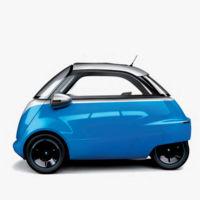Microlino quiere demostrar que hay lugar para baterías y diseño en los microcoches, inspirado en el BMW Isetta